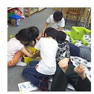 児童の放課後預かりサービス